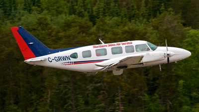 C-GRWN - Piper PA-31-350 Chieftain - Northern Skies Air Service