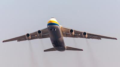 UR-82008 - Antonov An-124-100 Ruslan - Antonov Airlines