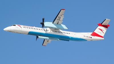 OE-LGG - Bombardier Dash 8-Q402 - Austrian Airlines (Tyrolean Airways)