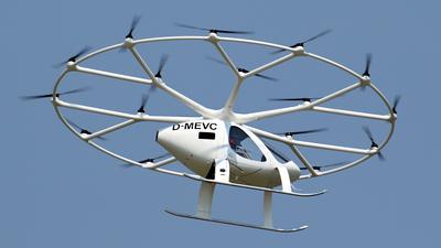 D-MEVC - e-volo Volocopter 2X - Private