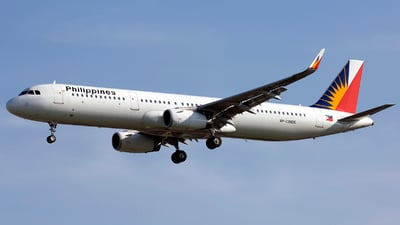 RP-C9926 - Airbus A321-231 - Philippine Airlines