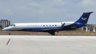 N996WA - Embraer ERJ-135BJ Legacy - Private
