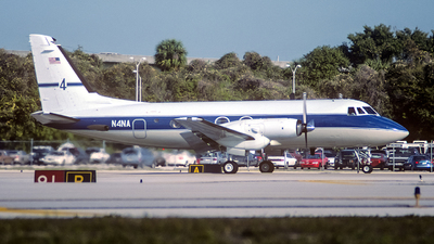 N4NA - Grumman G-159 Gulfstream G-I - United States - National Aeronautics and Space Administration (NASA)
