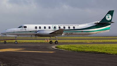 ZK-CID - Fairchild SA227-AC Metro III - Air Chathams