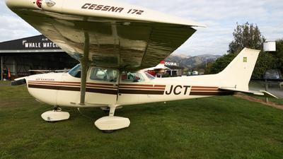 ZK-JCT - Cessna 172M Skyhawk - Kaikoura Aeroclub