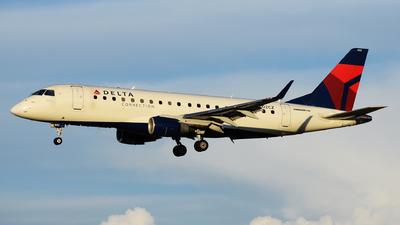 N602CZ - Embraer 170-200LR - Delta Connection (Compass Airlines)