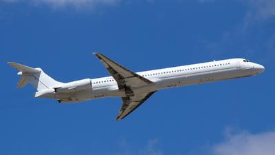 EC-LEY - McDonnell Douglas MD-83 - Swiftair