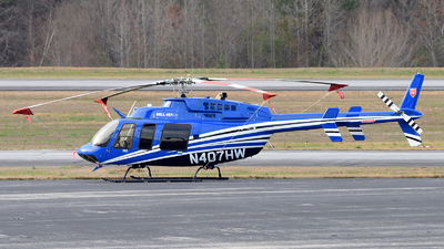 N407HW - Bell 407GXI - Bell Helicopter Textron