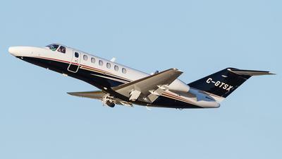 A picture of CGTSX - Cessna 525B CitationJet CJ3 - [525B0079] - © Scott Merriman