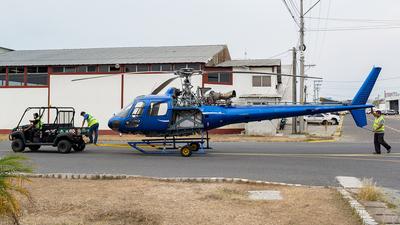 TG-BLU - Eurocopter AS 350B2 Ecureuil - Private