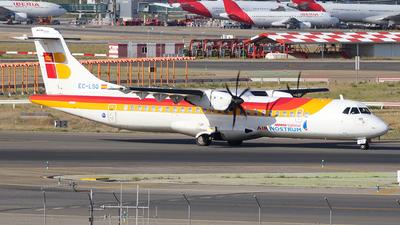 EC-LSQ - ATR 72-212A(600) - Iberia Regional (Air Nostrum)
