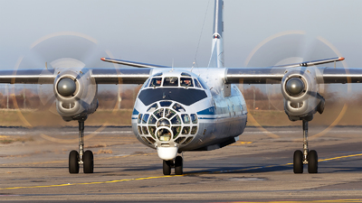 RF-30083 - Antonov An-30B - Russia - Air Force