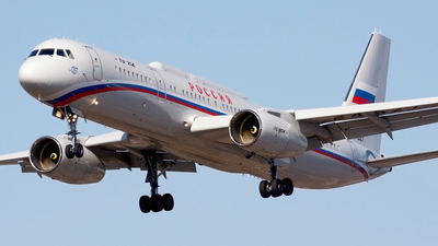 RA-64527 - Tupolev Tu-214SR - Rossiya - Special Flight Squadron