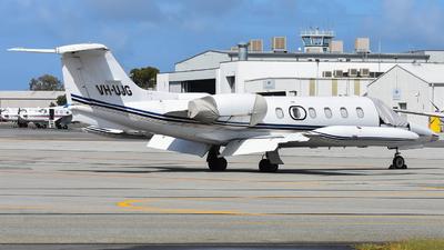 VH-UJG - Bombardier Learjet 35A - Formula Aviation