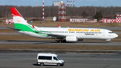 EY-777 - Boeing 737-8GJ - Somon Air - Flightradar24