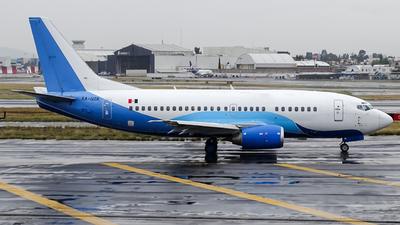 XA-UZK - Boeing 737-5Y0 - Global Air