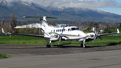 CC-ARS - Beechcraft B200 Super King Air - Club Aéreo del Personal de Carabineros de Chile