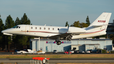 N339B - Cessna 680 Citation Sovereign - Private