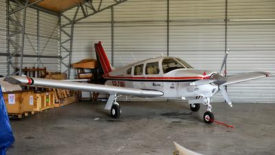 SP-DMI - Piper PA-28R-200 Cherokee Arrow II - Private