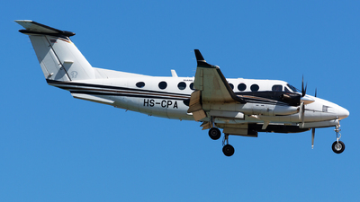 HS-CPA - Beechcraft B300 King Air 350 - Private