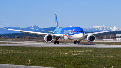 A picture of FOVAA - Boeing 7879 Dreamliner - Air Tahiti Nui - © Michal Mendyk