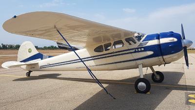 N999MH - Cessna 195B - Private
