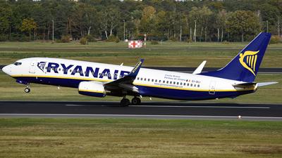 EI-DLI - Boeing 737-8AS - Ryanair