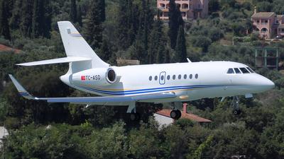 TC-ASD - Dassault Falcon 2000LX - Private