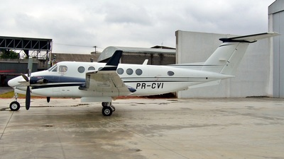 PR-CVI - Beechcraft B300 King Air 350 - Private