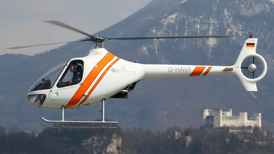 D-HAVF - Guimbal Cabri G2 - Heli Aviation