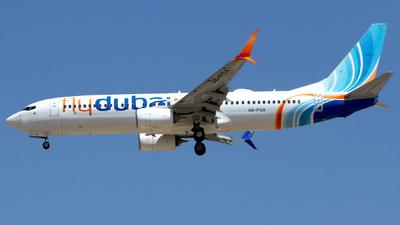 A picture of A6FGA - Boeing 7378KN - FlyDubai - © M. Azizul Islam