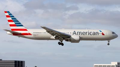 A picture of N366AA - Boeing 767323(ER) - [25193] - © Sebastian Sowa