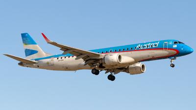LV-CHS - Embraer 190-100IGW - Austral L�neas A�reas