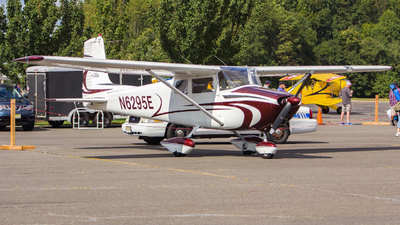 N6295E - Cessna 172 Skyhawk - Private