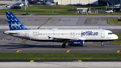 A picture of N618JB - Airbus A320232 - JetBlue Airways - © Alexander Portas