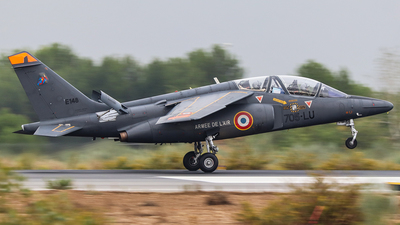 E148 - Dassault-Breguet-Dornier Alpha Jet E - France - Air Force