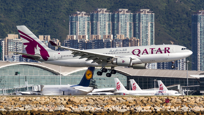 A7-ACB - Airbus A330-202 - Qatar Airways