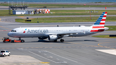 A picture of N180US - Airbus A321211 - American Airlines - © OCFLT_OMGcat