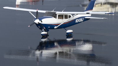 N2436J - Cessna T206H Turbo Stationair - Private