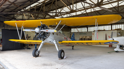 F-AZXN - Boeing A75N1 Stearman - Private