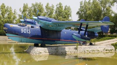 9013 - Beriev Be-6P Madge - China - Navy