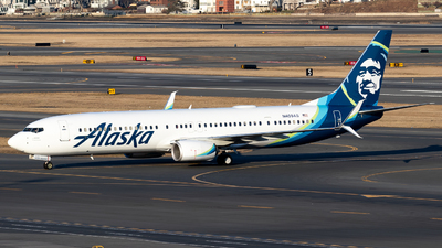 A picture of N409AS - Boeing 737990(ER) - Alaska Airlines - © Christopher Cooper