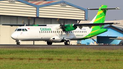 PK-GJA - ATR 72-212A(600) - Citilink