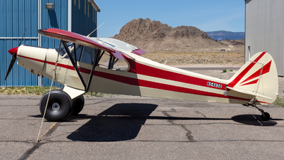 N5485D - Piper PA-18A-150 Super Cub - Private