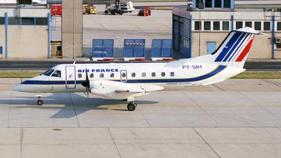 PT-SIH - Embraer EMB-120ER Brasília - Air France (Air Littoral)