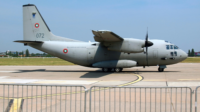 072 - Alenia C-27J Spartan - Bulgaria - Air Force