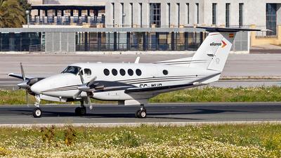 A picture of ECMUP - Beech King Air B200 -  - © Manuel Llama - Benalmadena Spotters