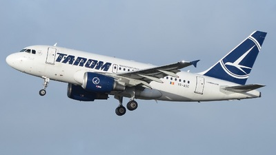 A picture of YRASC - Airbus A318111 - Tarom - © Maxence Pacaud