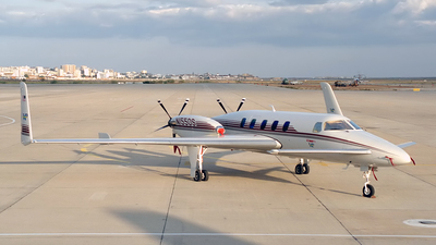 N1550S - Beechcraft 2000A Starship - Private
