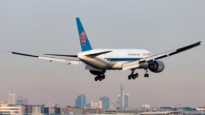 B-2073 - Boeing 777-F1B - China Southern Cargo